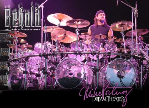 Mike Portnoy – tay trống của Dream Theater
