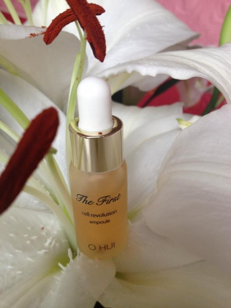 The First Cell Revolution Ampoule