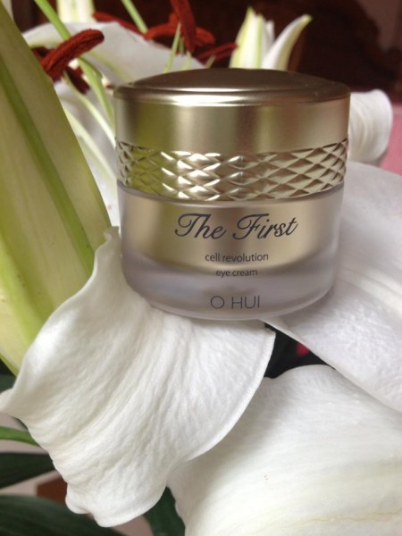 The First Cell Revolution Eye Cream